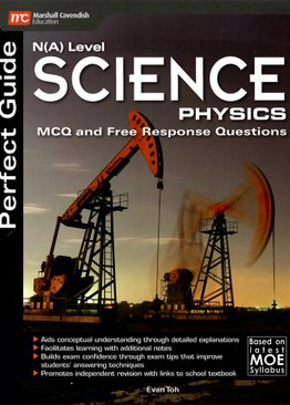 Perfect Guide N(A) Level Science Physics MCQ and Free Response Questions