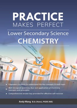 Practice Makes Perfect Lower Sec Chemistry