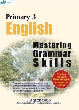 English Mastering Grammar Skills P3