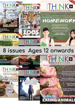 Think+ Perspectives Vol 4 - 8 issues