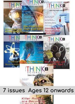 Think+ Science Vol 4 - 7 issues