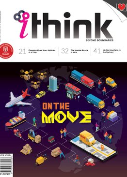 """ITHINK"" 2021 Subscription - 5 issues"