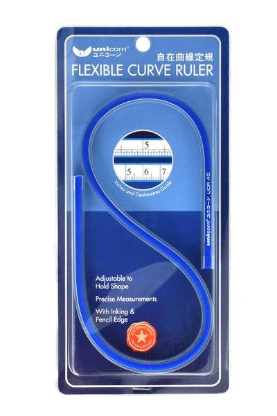 FLEXIBLE CURVE RULER 40CM