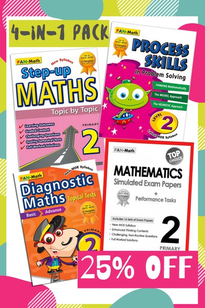 Fan Math Success Pack 2021 P2