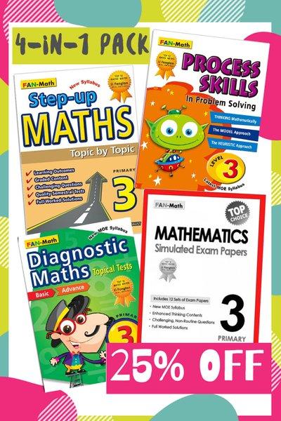 Fan Math Success Pack 2021 P3