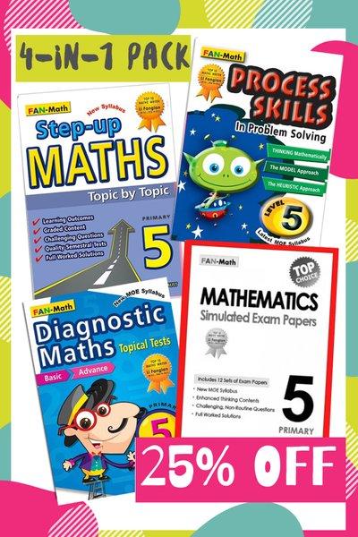 Fan Math Success Pack 2021 P5