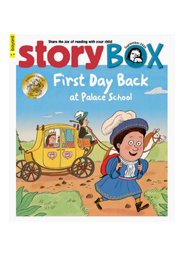 StoryBox: Ages 3 ( 10 issues )