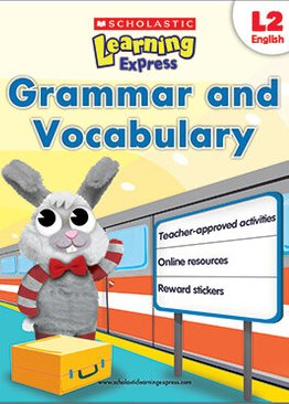 LEARNING EXPRESS L2: GRAMMAR AND VOCABULARY