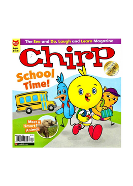 Chirp - Ages 3-6 ( 10 issues )