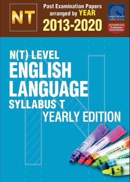 N(T) Level English Language Syllabus T Yearly Edition 2013-2020 + Answers