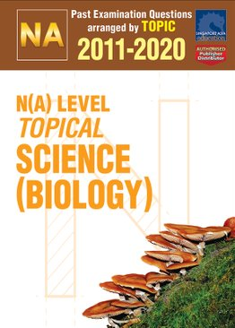 N(A) Level Topical Science (Biology) 2011-2020 + Answers