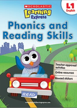 LEARNING EXPRESS L1: PHONICS AND READING SKILLS