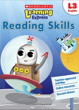 LEARNING EXPRESS L3: READING SKILLS