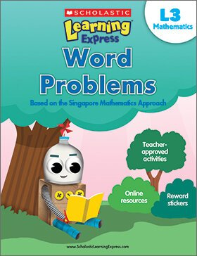 LEARNING EXPRESS L3: WORD PROBLEMS