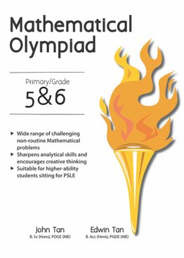 Mathematical Olympiad Primary/Grade 5 & 6