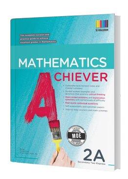 Mathematics Achiever 2A (2021 Ed)