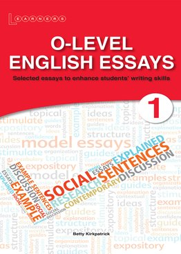 O-Level English Essays 1