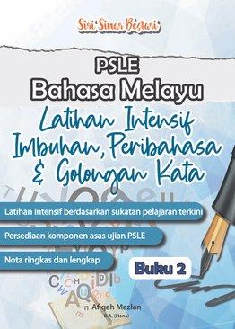 PSLE Bahasa Melayu Buku 2 Latihan Intensif Imbuhan