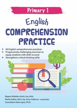 Primary 1 English Comprehension Practice