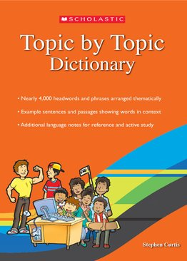 Topic By Topic Dictionary