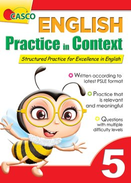 English Practice in Context Primary 5