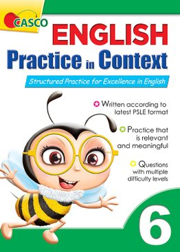 English Practice in Context Primary 6