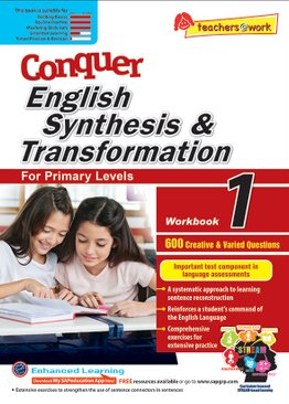 Conquer Synthesis & Transformation Workbook 1