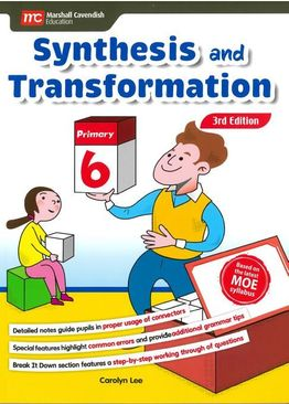 Synthesis & Transformation Primary 6 (3E)