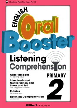 English Oral Booster & Listening Comprehension Package 2 QR