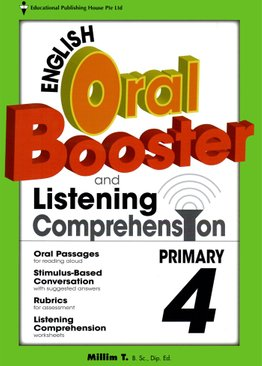 English Oral Booster & Listening Comprehension Package 4 QR