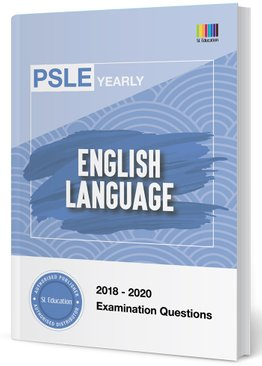 PSLE English Yearly Qns + Ans 2018-2020