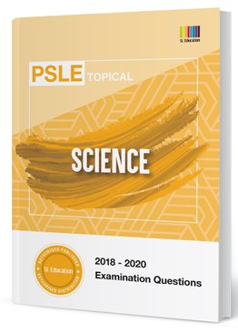 PSLE Science Topical Qns + Ans 2018-2020
