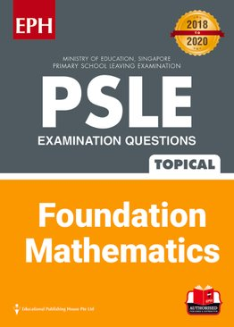 PSLE F/ Maths Exam Qs & Ans 18-20 (Topic)