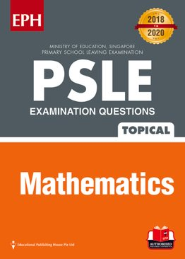 PSLE Maths Exam Qs & Ans 18-20 (Topic)
