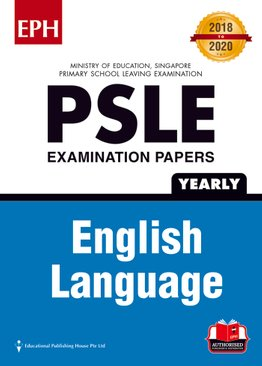 PSLE English Exam Qs & Ans 18-20 (Yrly)