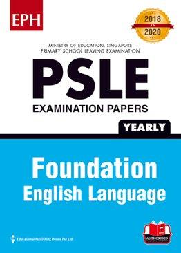PSLE F/ Eng Exam Qs & Ans 18-20 (Yrly)