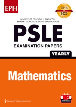 PSLE Maths Exam Qs & Ans 18-20 (Yrly)