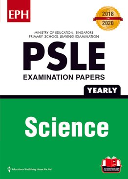 PSLE Science Exam Qs & Ans 18-20 (Yrly)