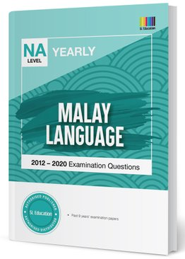 TYS NA Level Malay Yearly Qns + Ans 2012-2020
