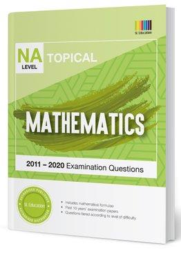 TYS NA Level Mathematics Topical Qns + Ans 2011-2020