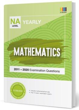 TYS NA Level Mathematics Yearly Qns + Ans 2011-2020