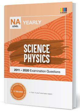 TYS NA Level Science Physics Yearly Qns + Ans 2011-2020