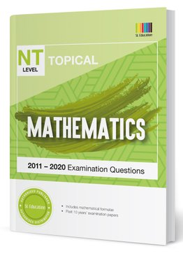 TYS NT Level Mathematics Topical Qns + Ans 2011-2020