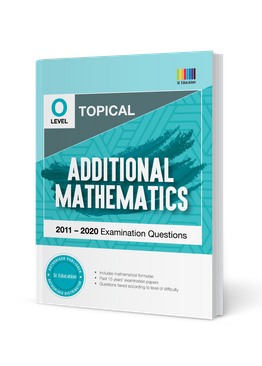 TYS O Level Additional Mathematics (Topical) 2011-2020