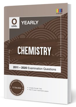 TYS O Level Chemistry Yearly Qns + Ans  2011-2020