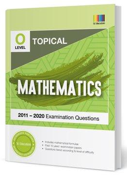 TYS O Level Mathematics Topical Qns + Ans 2011-2020