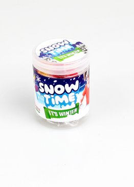 Party Novelty Fake Snow Making Science Experiment Instant Snow ( 2 in 1 set )