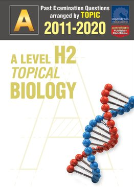 A Level H2 Topical Biology 2011-2020 + Answers