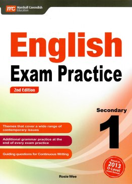 English Exam Practice Secondary 1 (2E)