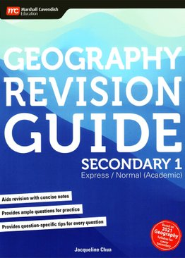 Geography Revision Guide Sec 1 E/NA